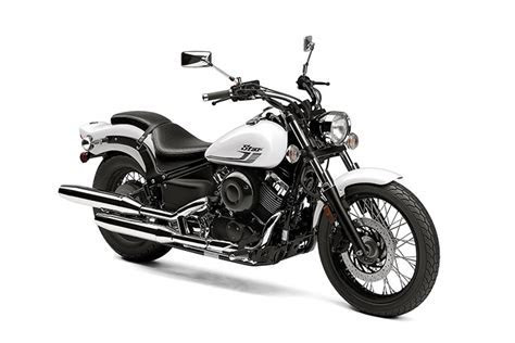 2016 Yamaha V Star 650 Custom Review