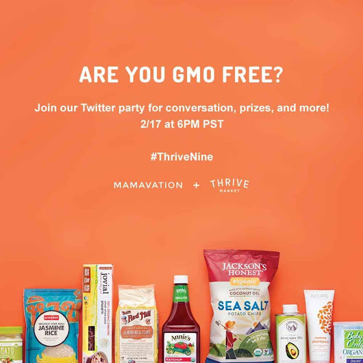 Thrive Market Twitter Party