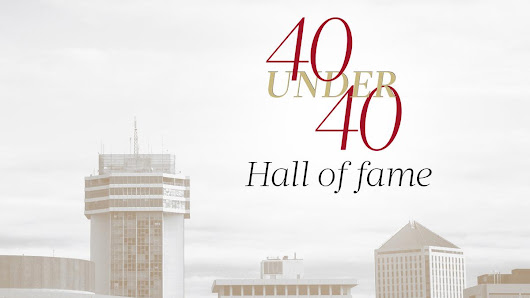 Announcing the Wichita Business Journal's 2018 40 Under 40 Hall of Fame honorees - Wichita Business Journal