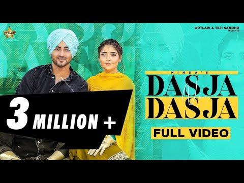 Dasja ni Dasja kudiye  Minda   Teji Sandhu  New Punjabi Songs 2020   Latest Punjabi Song