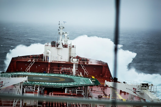 """Dynamic positioning"" the most amazing Norwegian innovation you've never heard of"