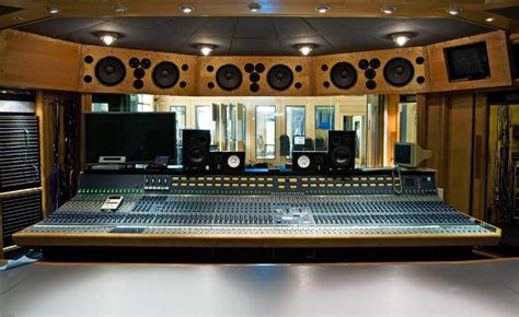 recording studio  worlds   studios