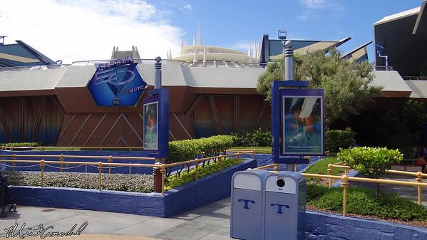 Disneyland, Captain EO