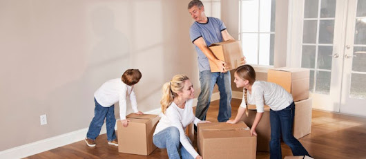 How To Help Your Kids Adjust To The Move Your family's move can be an interesting time for your... -