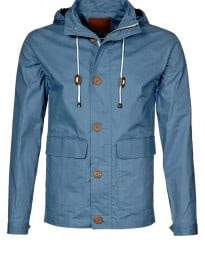 Gabe - Jacket - Blue