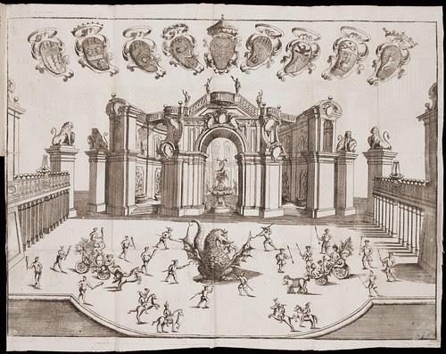 Descrizione della festa popolare della Porchetta fatta in Bologna (1721)