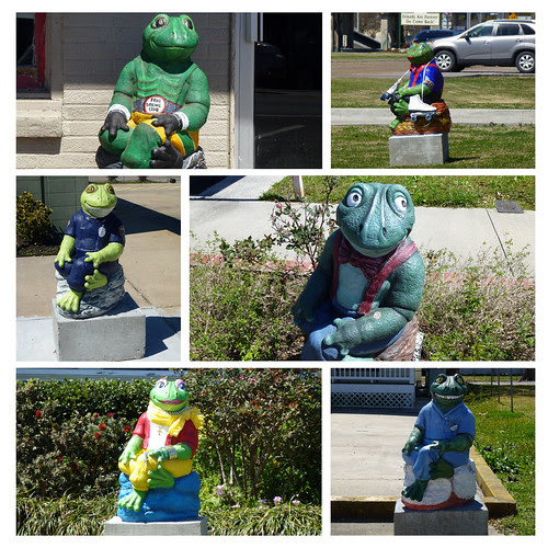 Rayne, LA-Frog Capital of the World