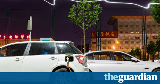 Electric cars set to pass 2m landmark globally by end of 2016 | Environment | The Guardian