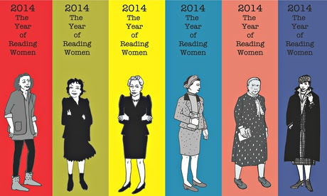 Will #readwomen2014 change our sexist reading habits?