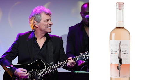 Jon Bon Jovi Just Launched A Rosé, If You Just Want To Live While You're Alive