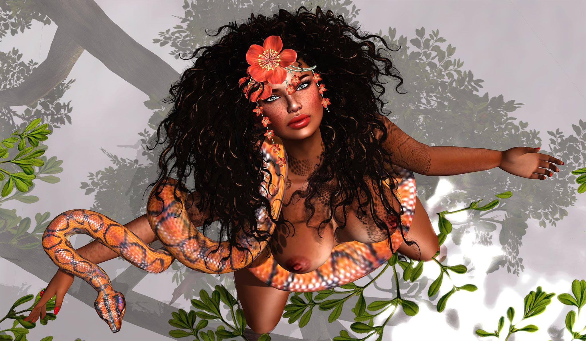 Goddess-Calima