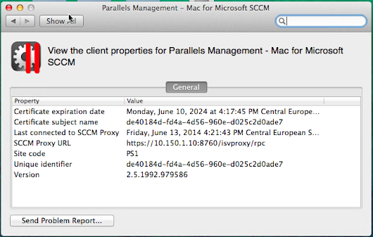 Parallels Mac Management for ConfigMgr review (part 1) - Configuration Manager Blog