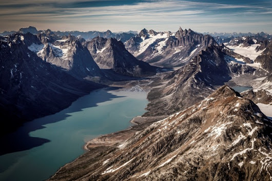 Greenland & Svalbard: Adventure in an untouched wilderness — Luxury Yacht Charter & Superyacht News