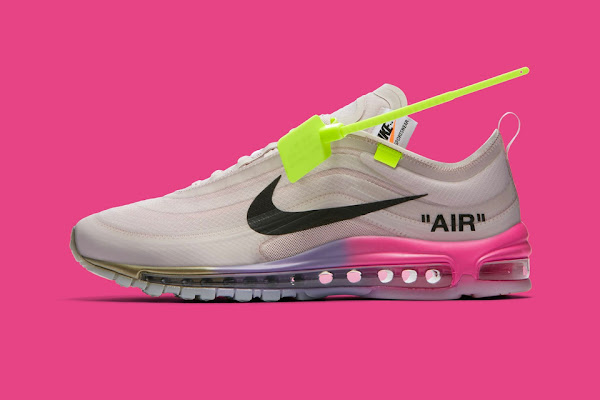 sneakers for cheap 0f90d 0b6a9 Serena Williams  Off-White™ x Nike Air Max 97 Makes a Surprise Online  Release