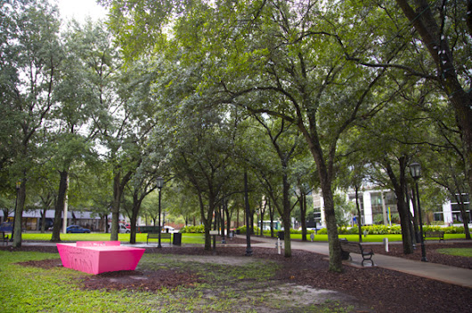 Awesome Tampa Bay: Ping Pong In The Park