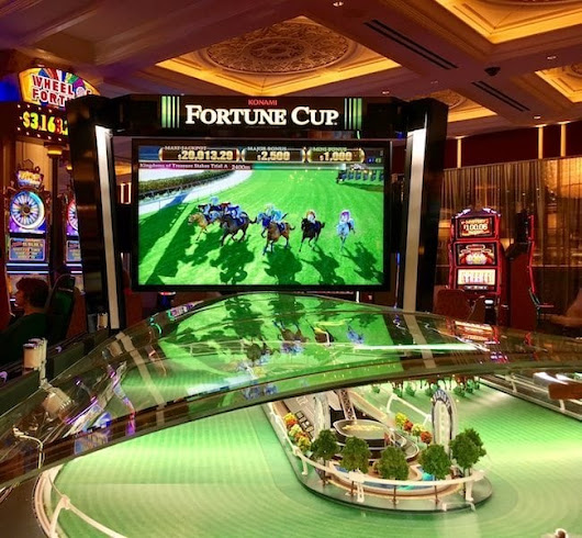 Las Vegas | Fortune Cup Lands At The Venetian