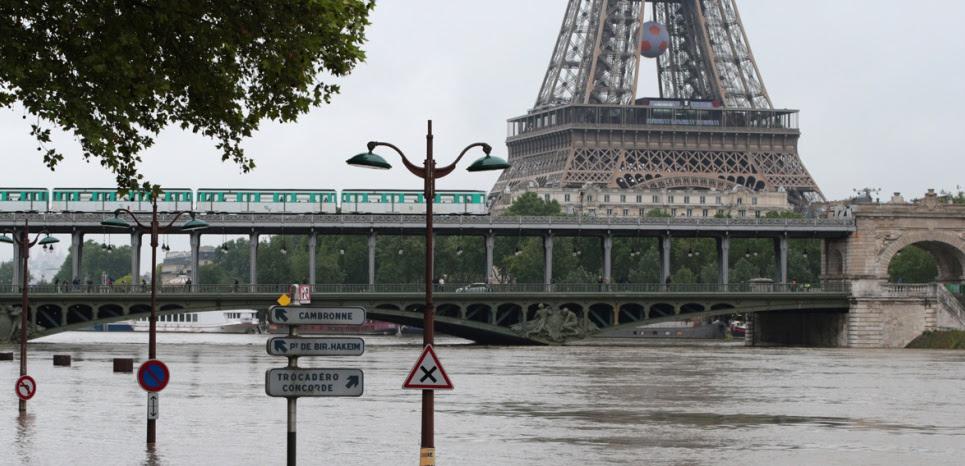 EN DIRECT. Crue de la Seine : deux stations de métro fermées, la RATP en alerte