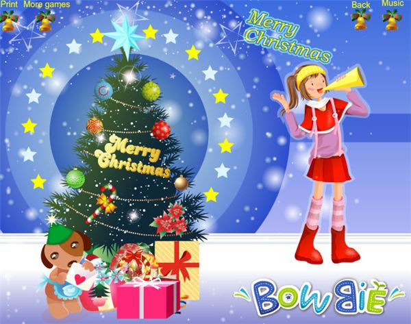 Christmas Decorating House Games Online Halloween F