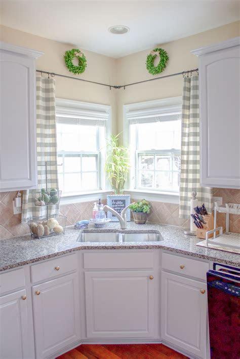 kitchen window treatments kitchen window treatments
