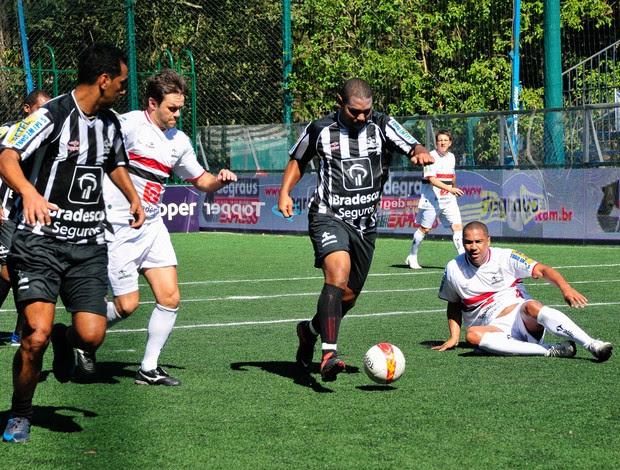 Atlético-MG São Paulo Brasileiro showbol (Foto: Luiz Carlos Quadro Jr/Divulgação)