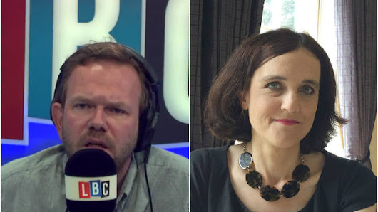 James O'Brien Forced To Ask Tory MP The Same Question AGAIN And AGAIN