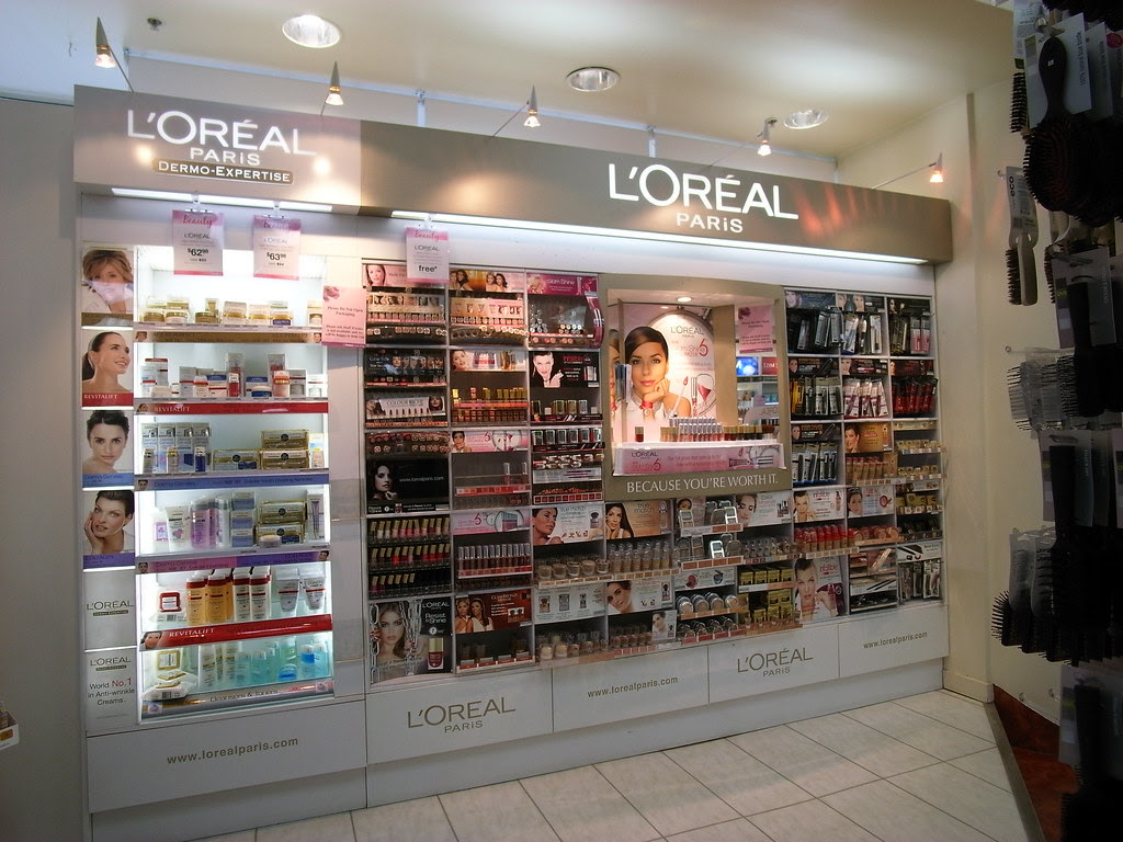 90% of Loreal products are same as HK