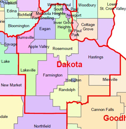 Dakota County Mn The Radioreference Wiki
