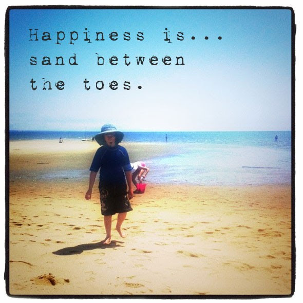 Toes In The Sand Quote Quote Number 675624 Picture Quotes