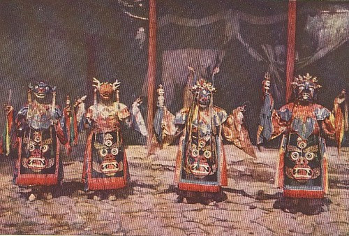 dancers color