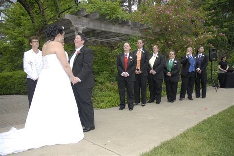 Lesbian love and happy endings   Proud gay wedding tenters