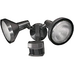 Bronze 240 Degree Motion Activated Light
