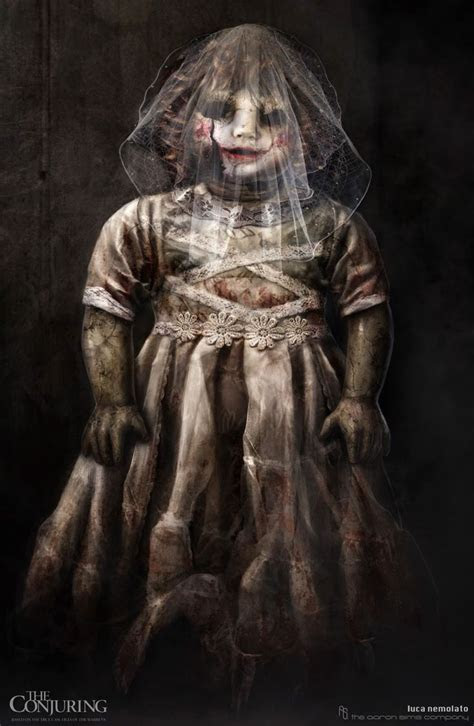 Best 25  Annabelle doll ideas on Pinterest   Annabelle