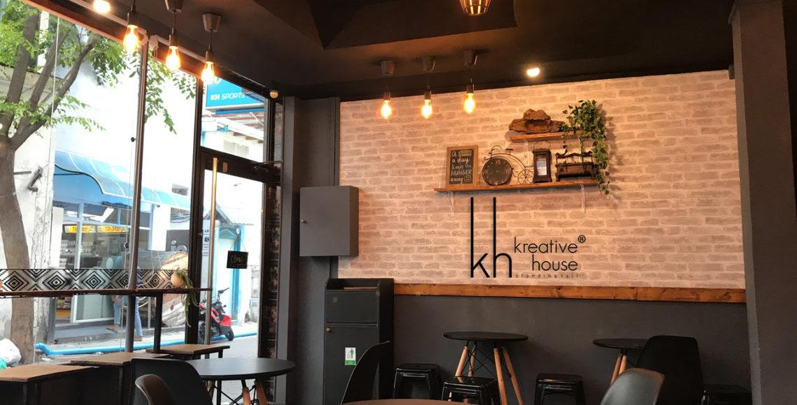Stylish Restaurant Interior Design Ideas Kreative House