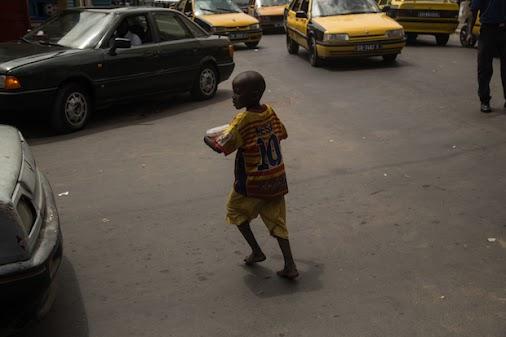 #Fotoreportaje: la situación del #trabajoinfantil en #Senegal.