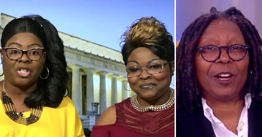 Diamond and Silk Fire Back After Whoopi Goldberg Suggests Trump Be Waterboarded