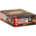 Clif Builder's Protein Bars, Chocolate Peanut Butter - 12 pack, 2.4 oz each