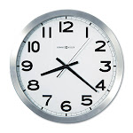 "Howard Miller 15-3/4"" Round Wall Clock"