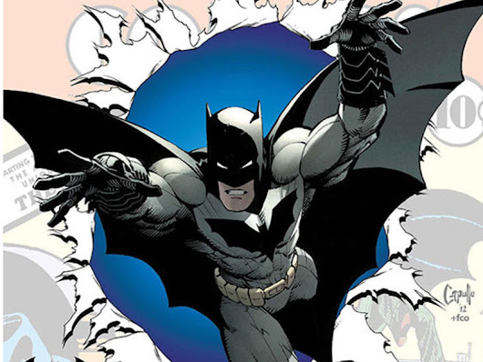 Batman Day at the Library - Springfield Missouri Travel & Tourism