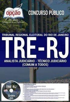 Apostila Concurso TRE RJ 2017 | ANALISTA E TÉCNICO JUDICIÁRIO (COMUM A TODOS)
