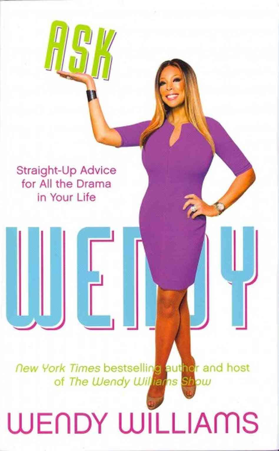 Ask Wendy Book Cover Art