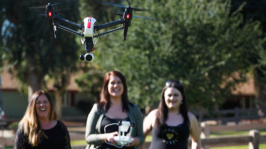 How DJI has crushed the consumer drone industry, and the rivals that could still take flight