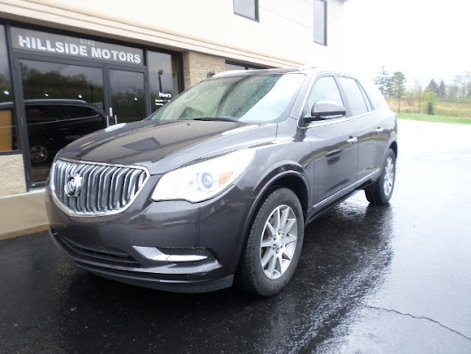 Used 2014 Buick Enclave Leather FWD for Sale in Georgetown IN 47122 Eurton's Hillside Motors