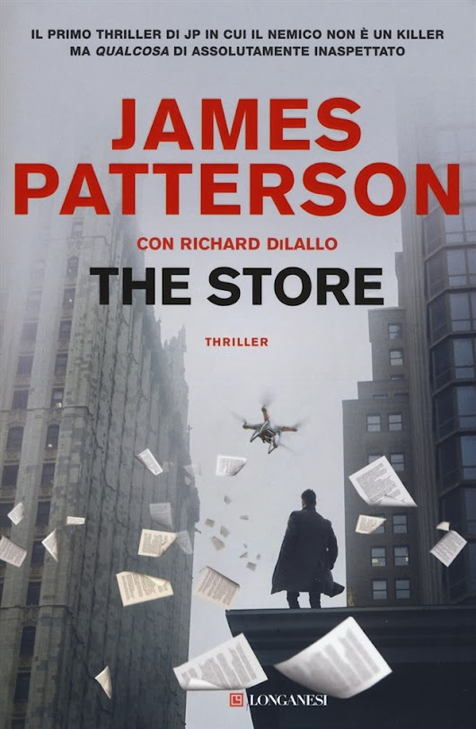 """The Store"" di James Patterson [Recensione]"