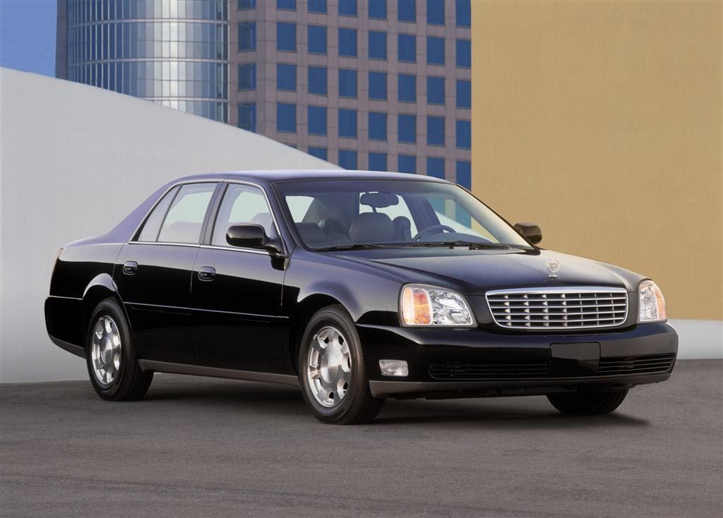 2005 Cadillac DeVille - conceptcarz.com