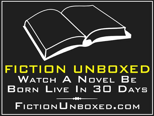 Fiction Unboxed: Change the World With a Story