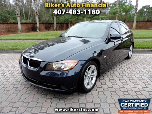 Used 2008 BMW 3-Series for Sale in Kissimmee  FL 34744 Riker's