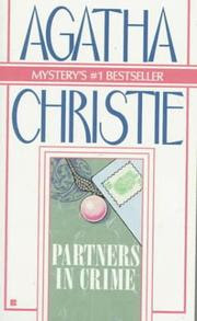 Cover of: Partners in Crime by Agatha Christie
