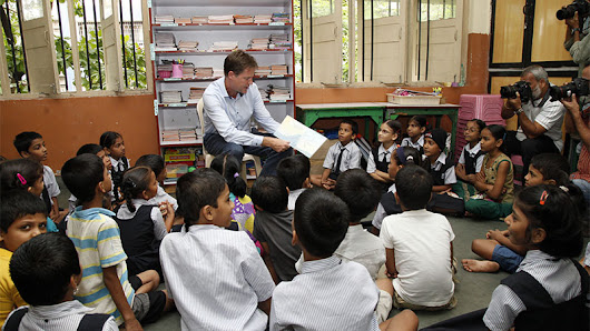 Nick Clegg's postcard from Mumbai
