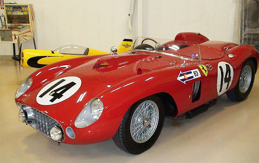 Top 7 Rare and Classic Sports Cars Sold at Auctions