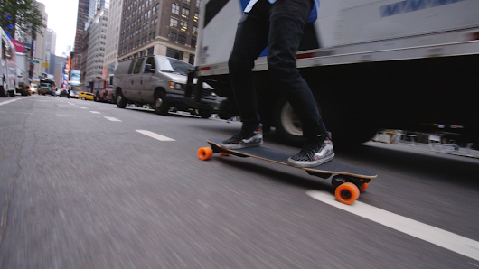 Electric skateboards, unicycles, and scooters: rideables are here